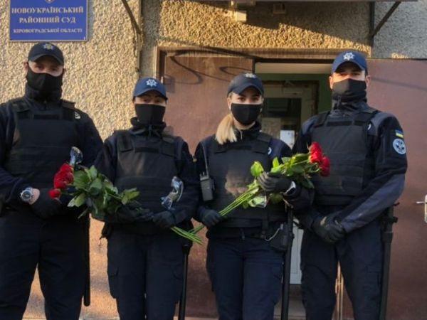ССО взяла під охорону суд на Кіровоградщині