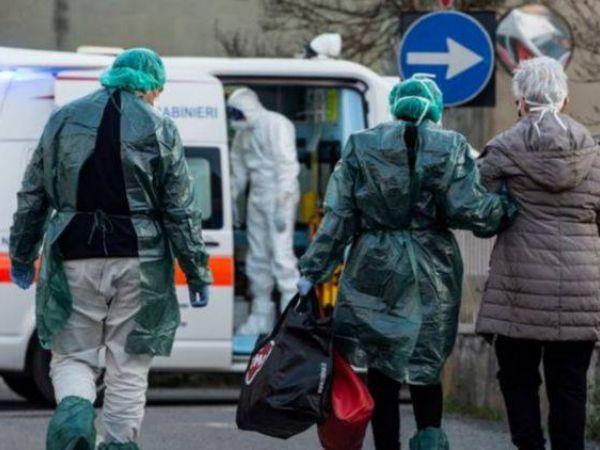 Кількість хворих на коронавірус в Україні наближається до сотні