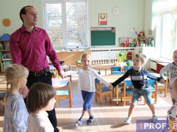 На Кіровоградщині у садочках відкриті вакансії педагогічних працівників