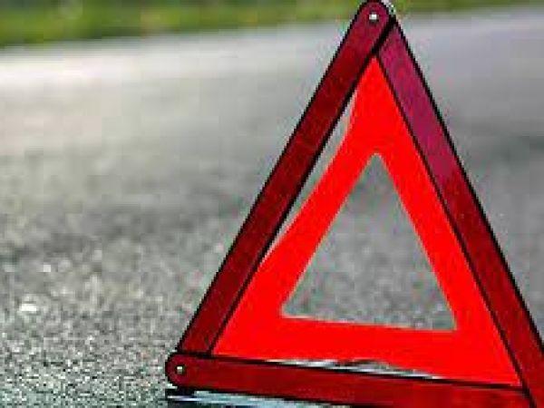 Кропивницький: На Волкова сталася аварія за участі двох іномарок (ВІДЕО)
