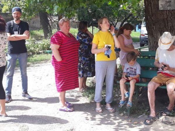 У Кропивницькому двадцять сімей можуть опинитися на вулиці (ВІДЕО)