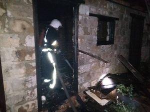 На Кіровоградщині пожежники сім разів гасили загоряння у житловому секторі
