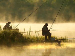Кіровоградщина: Безробітні Світловодщини розпочали працювати рибалками