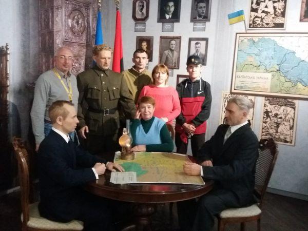 Кропивницькі свободівці відвідали Музей становлення української нації