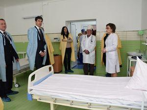 На Кіровоградщині модернізували районну лікарню
