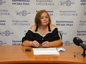 Лариса Кудрик закликає кропивничан вакцинуватися