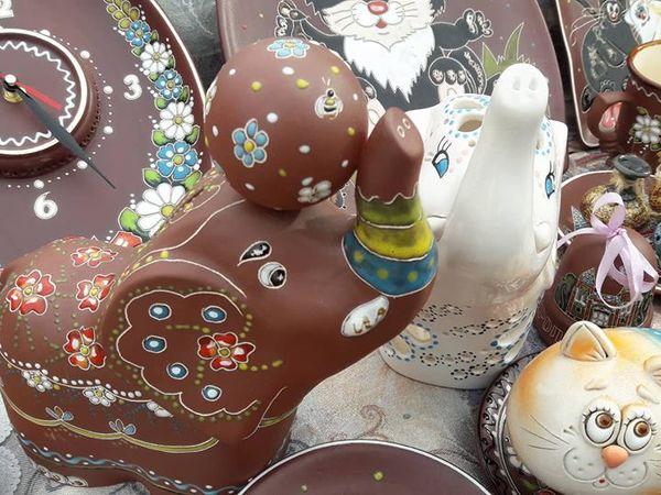 У Кропивницькому стартував передвеликодній ярмарок (ФОТО)
