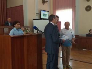 Кропивничанин став чемпіоном світу зі скелелазіння та отримав грошову винагороду від міської ради
