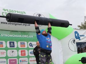 "Як пройшов ""Open Arnold Amateur Strongman"" у Кропивницькому (ФОТО, ВІДЕО)"