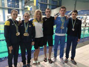 Двоє пловчинь із Кропивницького стали володарками Кубку України