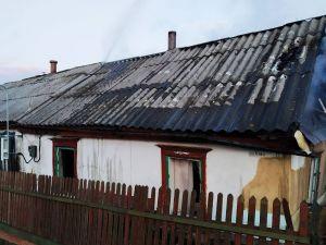 На Кіровоградщини під час пожежі загинув пенсіонер
