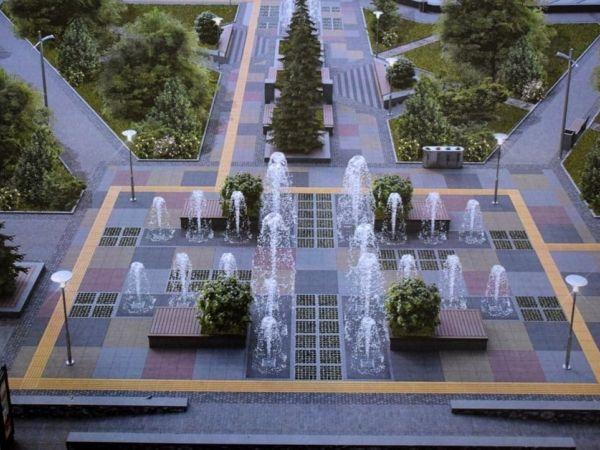 Міська рада обіцяє зберегти дерева у Центральному сквері