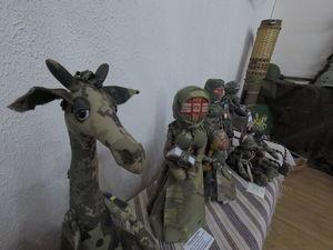 У Кропивницькому представили понад 300 експонатів, які створили з використаних військових боєприпасів (ФОТО, ВІДЕО)
