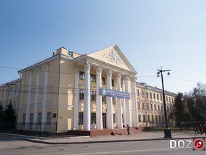 Триває прес-конференція по конфліктній ситуації у Донецькому медуніверситеті (ВІДЕО)
