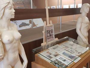 У Кропивницькому відкрили виставку до 70-річчя скульптора Френчка