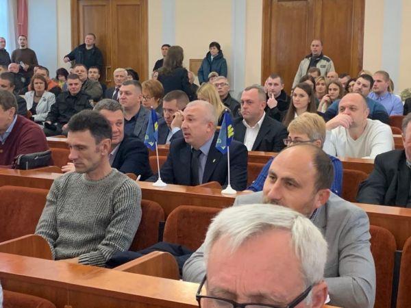 Кропивницький: Депутат-націоналіст боротиметься з нечистю у міській раді