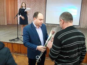 Кропивницьким ліквідаторам аварії на ЧАЕС вручили по 500 гривень та нагородили грамотами