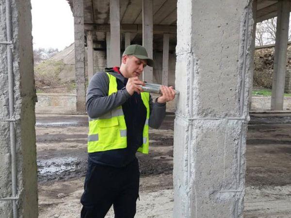 Кіровоградщина: Ремонт мосту у Новгородці контролюють експерти