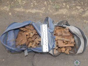 Голованівські поліцейські затримали металіста