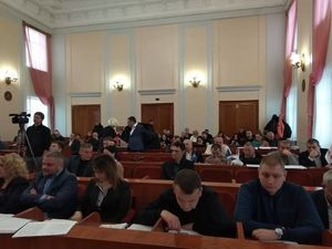 Триває сесія Міської ради Кропивницького (ВІДЕО)