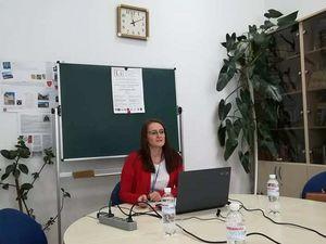 Кіровоградщина: Кращим вчителем області у цьому році стала викладач французької мови