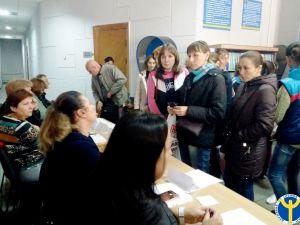 Кіровоградщина: В Олександрії безробітним пропонували вакансії інженерів, менеджерів та водіїв