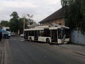 Кропивницький: Поліція коментує аварію на Архангельській (ВІДЕО)