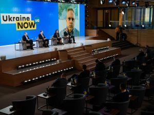 Очільник Кіровоградщини Андрій Назаренко бере учать у форумі «Україна 30. Інфраструктура»