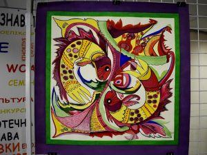 У Кропивницькому представили відтворені вишивки відомих майстринь (ФОТО)