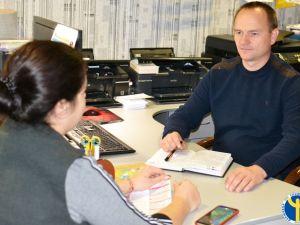 Кіровоградщина: У Вільшанці безробітний відкрив власну справу у сфері права