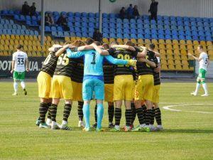 Кіровоградщина: «Інгулець» розгромив чемпіона Таджикистану