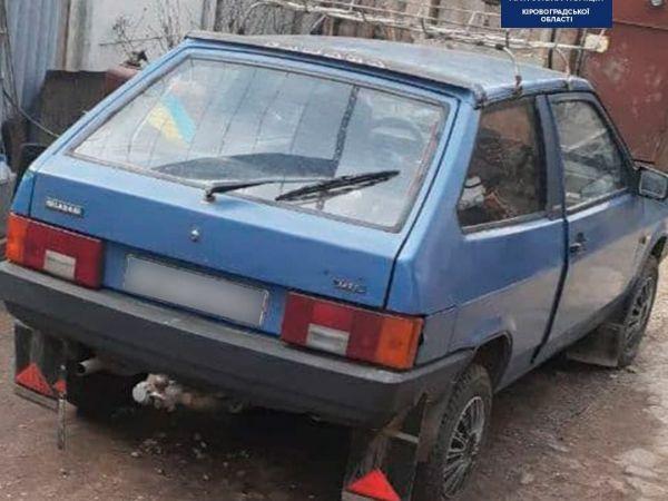 """Кропивницький: На Полтавській затримали п'яного водія """"вісімки"""""""