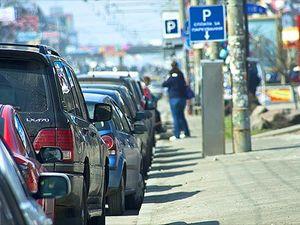 Автівок по вулиці Чорновола може поменшати?