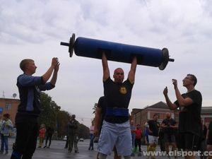 """В субботу """"Сильная Александрийщина"""" отметит пятилетие на Соборной площади"""