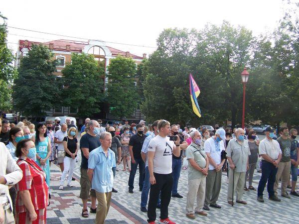 Мова – зброя! Кропивничани об'єдналися задля захисту української