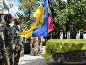 Кіровоградщина: У Долинському районі попрощались із загиблим військовим