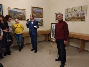 """""""Тетянин день"""" у Кропивницькому: галерея """"Єлисаветград"""" представила нову виставку (ФОТО. ВІДЕО)"""