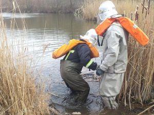 Кропивницький: На Озерній Балці потонула літня жінка