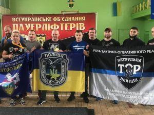 Кіровоградщина: Патрульні нашої області вибороли призові місця на Кубку України
