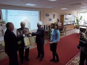 У Кропивницькому зі скандалом нагородили лауреатів премії імені Євгена Маланюка (ФОТО, ВІДЕО)