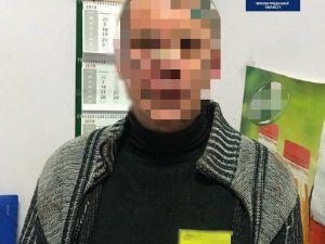 Кропивницький: Викрадачі алкоголю напали на охоронця супермаркету