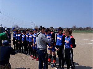 Команда з софтболу Кропивницького посіла перше місце в Чемпіонаті України