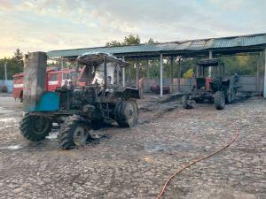 Кіровоградщина: У селі Тишківка зайнялися трактори