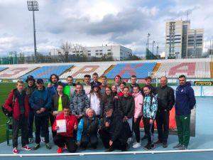 Кропивницькі спортсмени перемогли на обласних іграх з легкої атлетики