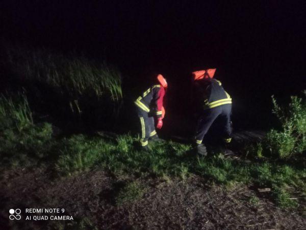 У Гайвороні у Південному Бузі потонув невідомий чоловік