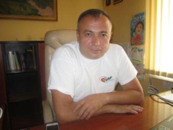 Почему кировоградец оказался в команде Саакашвили