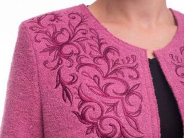 Колекція осінь-зима від Крамниці вишитого одягу