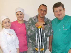 Як у госпіталі для ветеранів війни працює схема реабілітації військових (ФОТО)