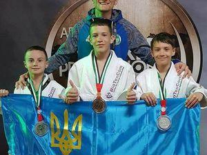 Кропивницкие джиу-джитсеры завоевали награды на чемпионате мира