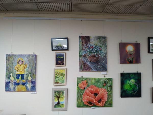 Кропивницький: Творча студія Муза запрошує на відкриття художньої виставки